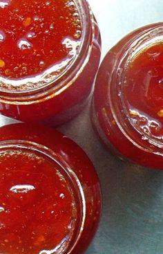 συνταγή μαρμελάδα ντομάτας με kirsh