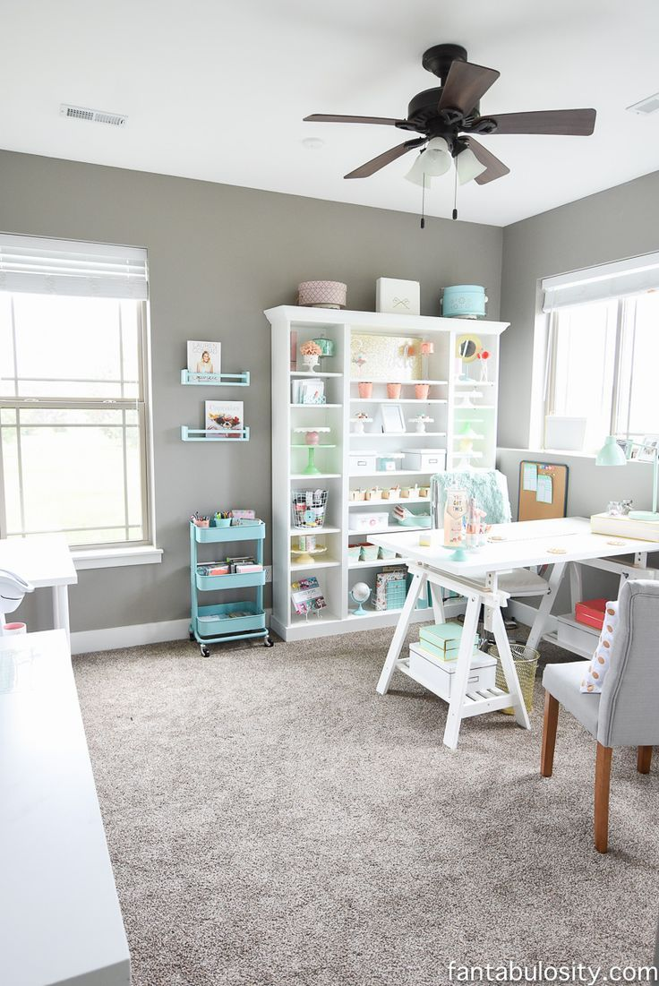 195 best Offices & Craft Spaces images on Pinterest | Organization ...