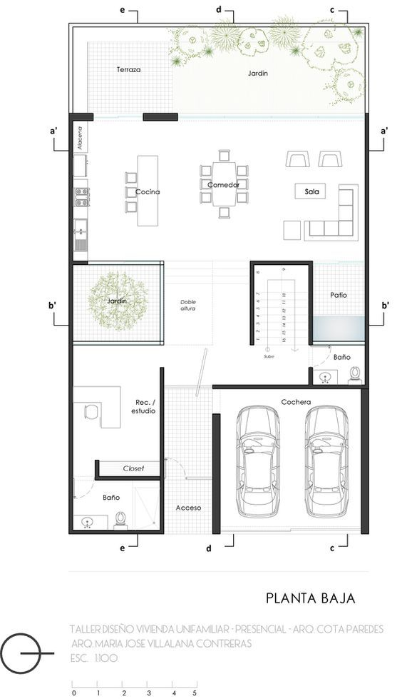 M s de 25 ideas incre bles sobre planos casas en pinterest for Curso de diseno de interiores en linea