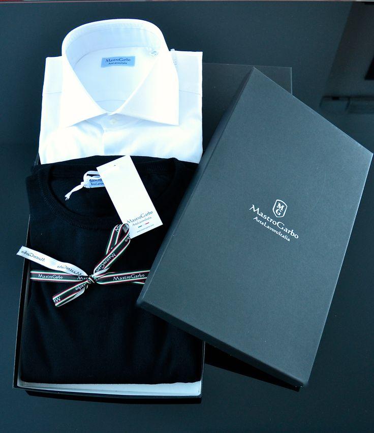 Divertitevi ad abbinare la camicia che preferite ad una maglia..per un look elegante e casual