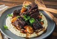 Braised Beef Short Ribs Recipe   Traeger Wood Pellet Grills