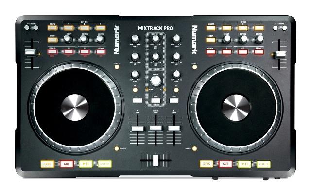 Numark Mixtrack Pro DJ MIDI/Audio Controller - DJ Mix Club
