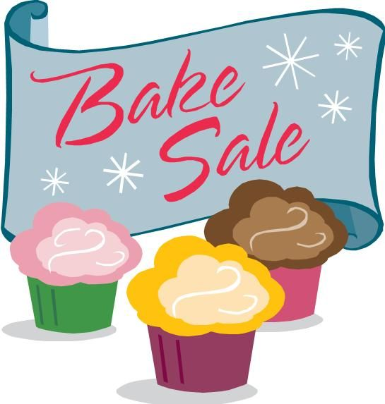 bake sale fliers