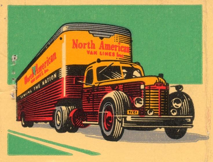 north america van lines