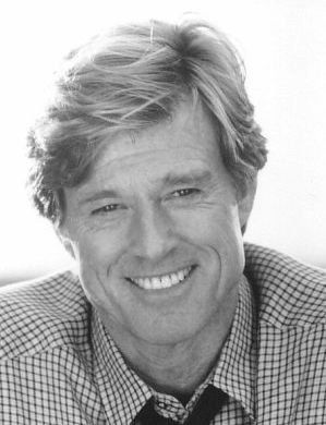 Robert Redford … been in love with this guy from the first time I saw him