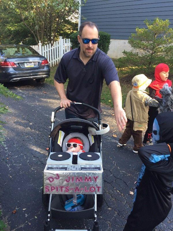 Stroller costume