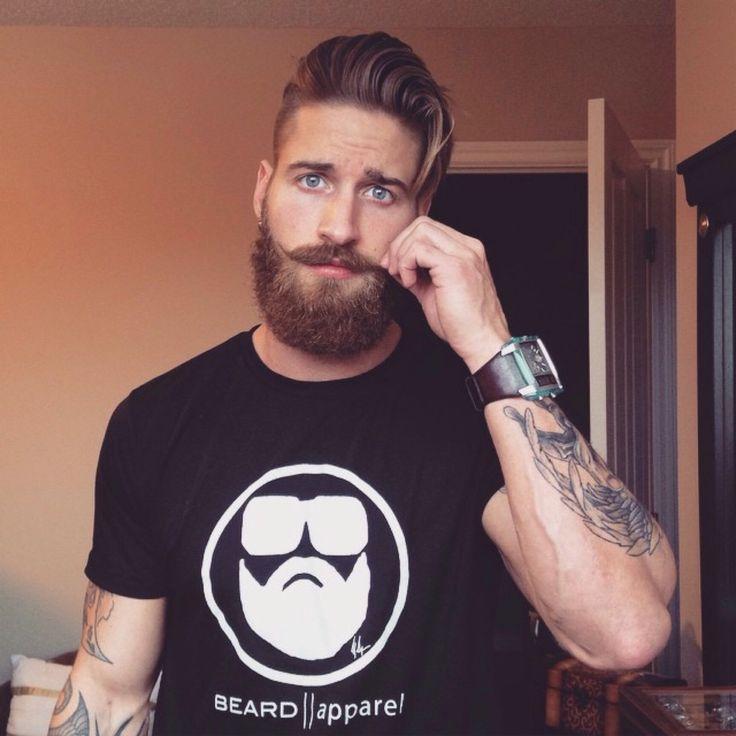 beards carefully curated : Photo