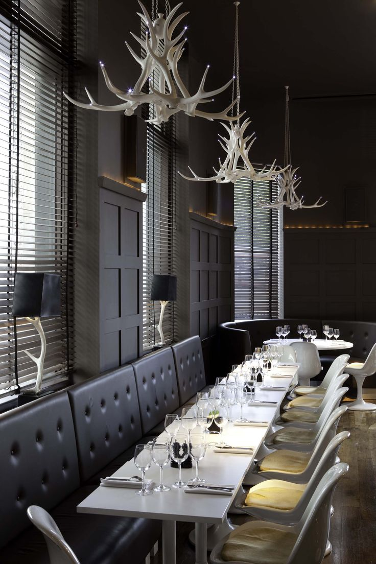 Albannach restaurant