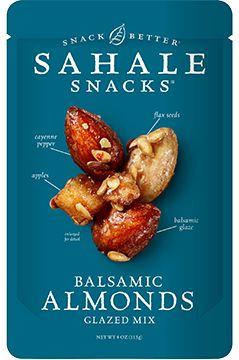 Balsamic Almonds