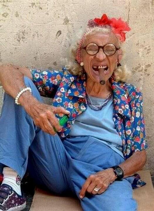 infamous cuban cigar lady