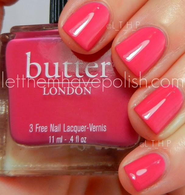 Love this color!  So summery!Nails Art, London Nails, Nails Colors, Butter London, Nails Polish, Summer Colors, Primrose Hills, Hills Picnics, Summer Time