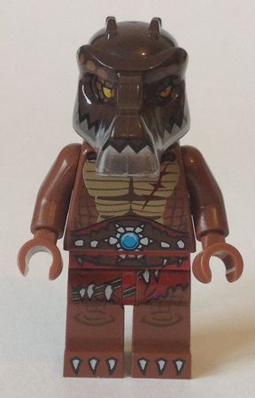 Crug LEGO Legends of Chima Minifigure