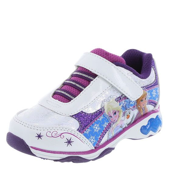 It's never too hot for the Frozen Lighted Runner!   Payless ShoeSource