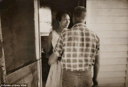Forty-five years ago, 16 states deemed marriages between two people of different races illegal. However, in 1967, the U.S. Supreme Court considered the case of Richard Perry Loving, who was white, and his wife, Mildred Loving, of African American and Native American descent.    The case changed history - and was captured on film by Life photographer Grey Villet.