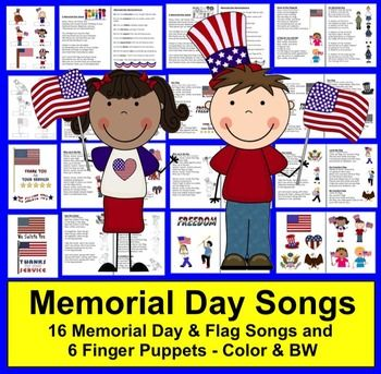 Memorial+Day+and+Patriotic+Poems+and+Songs+