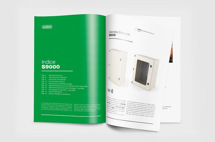 Catálogo de producto   Genrod