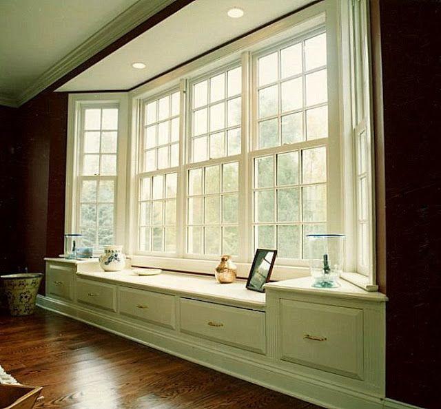 Built In Window Seats 94 best window seats images on pinterest | window seats, bay