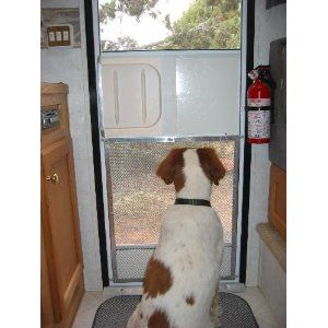 Camco RV Aluminum Screen Door Grills