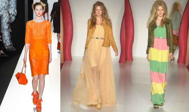Toda la moda Primavera-Verano 2012