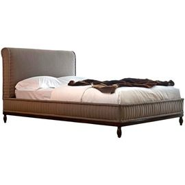 Brampton Bed  Contemporary, MidCentury  Modern, Traditional, Transitional, Upholstery  Fabric, Wood, Bed by Dmitriy  Co