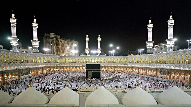Kabah, Makkah.