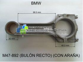 Biela BMW M47-892