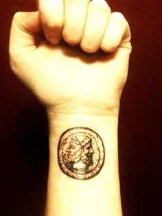 janus tattoo - Pesquisa Google