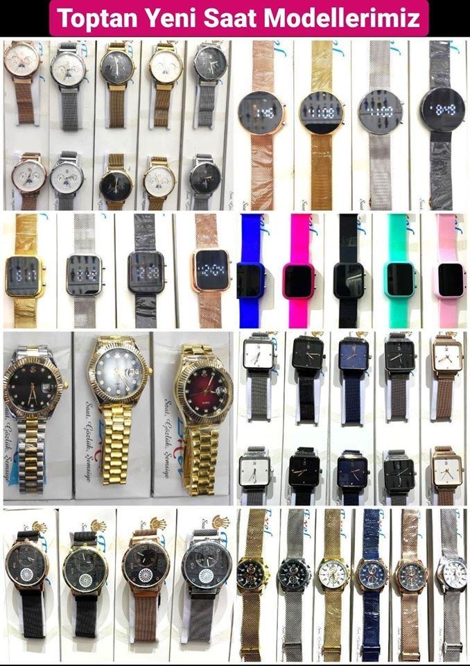 Toptan Bay Bayan Saatler Wholesale Digital Wicker Watches 2020 Saatler Kemer Watches