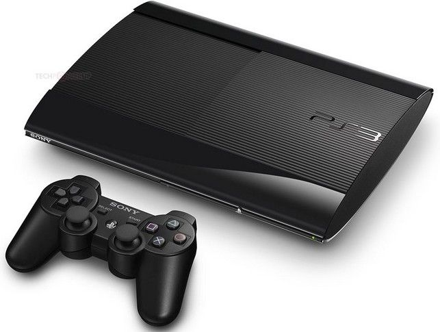 Producent: SonyModel: PlayStation 3 Super Slim 500 GBProcesor CPU: Cell Broadband EnginePamięć RAM: 256 MB XDR DRAMProcesor GPU: GPU 550 MHz, 256 MB GDDR-3Dysk twardy: 500 GBNapęd optyczny: Blu-RayWymiary: 290x60x230 mmWaga: 2,1 kgPorty: 2 x USB 2.0, HDMI