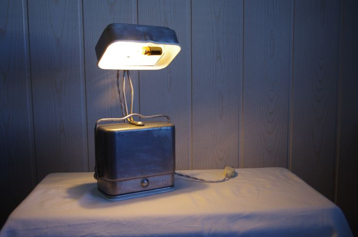 Lampe Gamelle