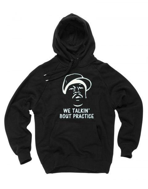 Allen Iverson Practice Unisex Adult Hoodie //Price: $31.75 //     #shirt