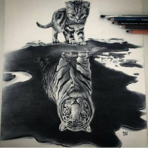 9 Cool Pencils Drawings By Daily Artistiq