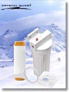 Refrigerator/In-line Fluoride Multi PLUS Water Filter