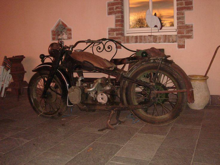 BMW R12 1941