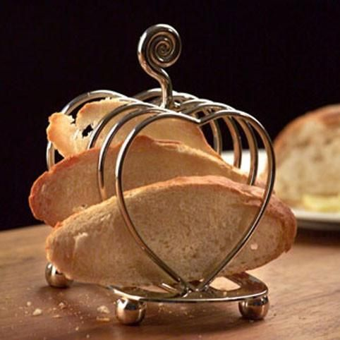 Heart Toast Rack – Beaumonde ®