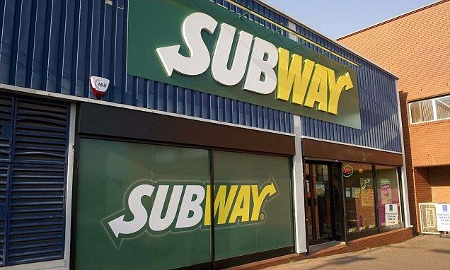 I'M STRONGLY DEMANDING NON HALAL MEAT OR NO MORE SUBWAY 4 ME ✌ Subway removes ham from nearly 200 stores after 'demand' from Muslims http://dailym.ai/S8TwzA via @MailOnline