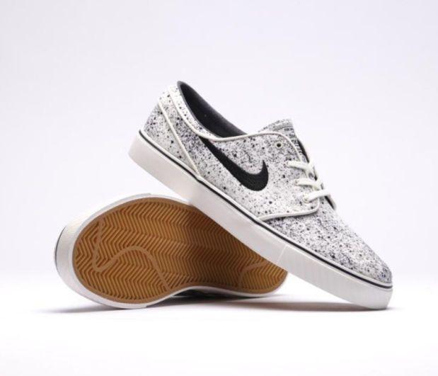 "Nike Zoom Stefan Janoski ""Oreo Speckle"" - Freshness Mag"