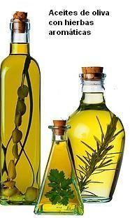 Aceites perfumados de verano #aceites