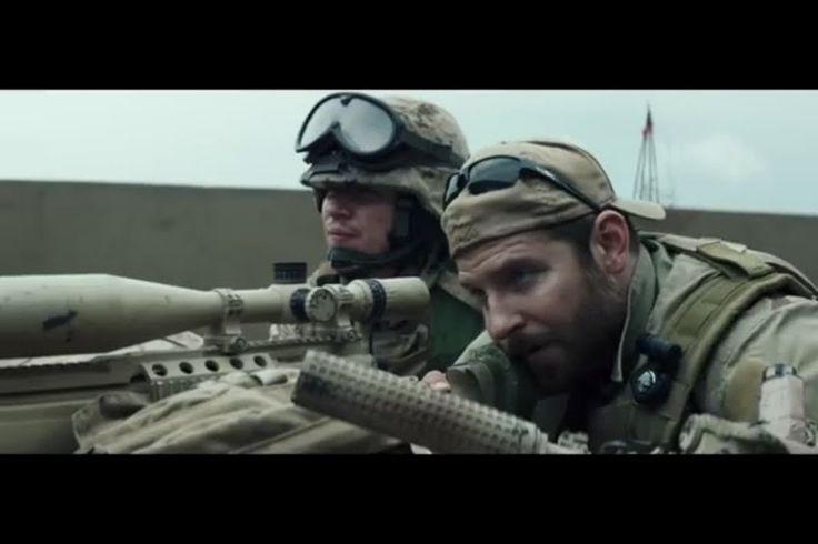 """Estreno recomendado: """"El francotirador"""" de Clint Eastwood  Una gran realización con fondo espiritual en los conflictos morales del protagonista"""