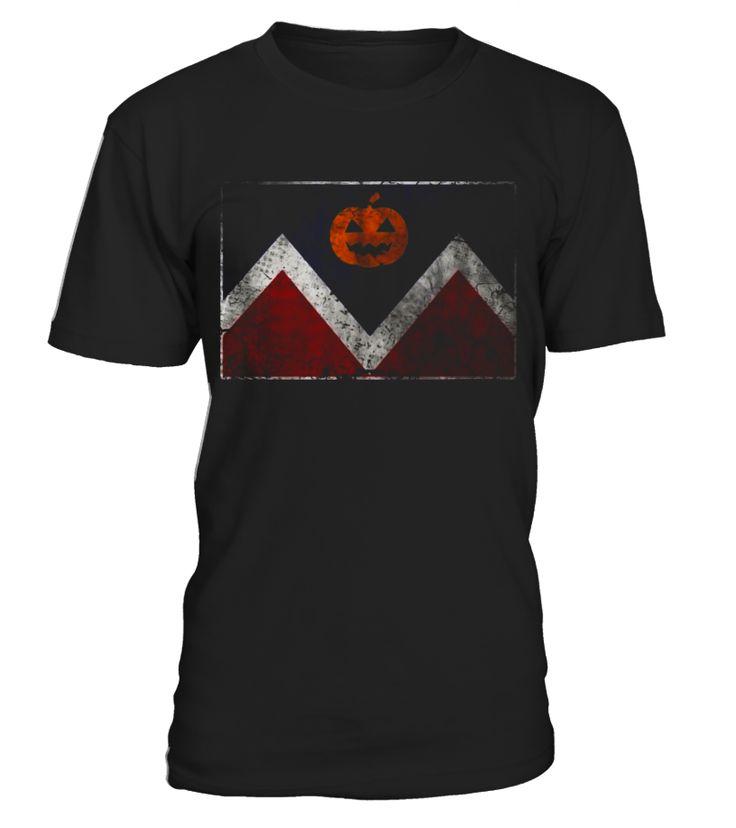 Halloween Pumpkin Flag of Denver Colorado Shirt  #birthday #october #shirt #gift #ideas #photo #image #gift #costume #crazy #halloween