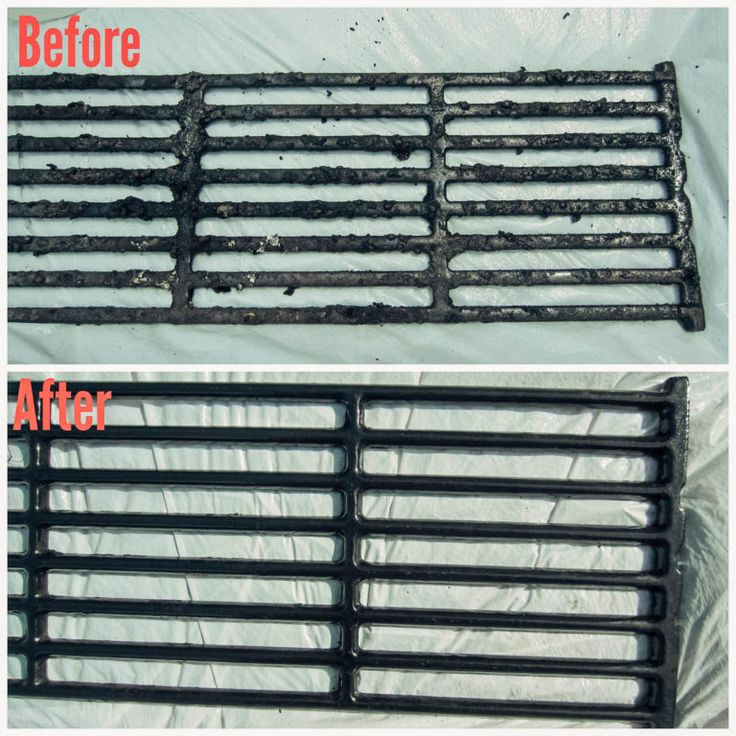 How to clean the gunk off of gas stove burners, read this article to know how to clean stove top grates with ammonia effectively.