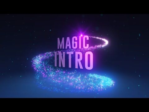 After Effects Tutorial - Colorful Magic Trails with Particular - YouTube