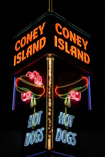 Coney Island, KHammond flickr