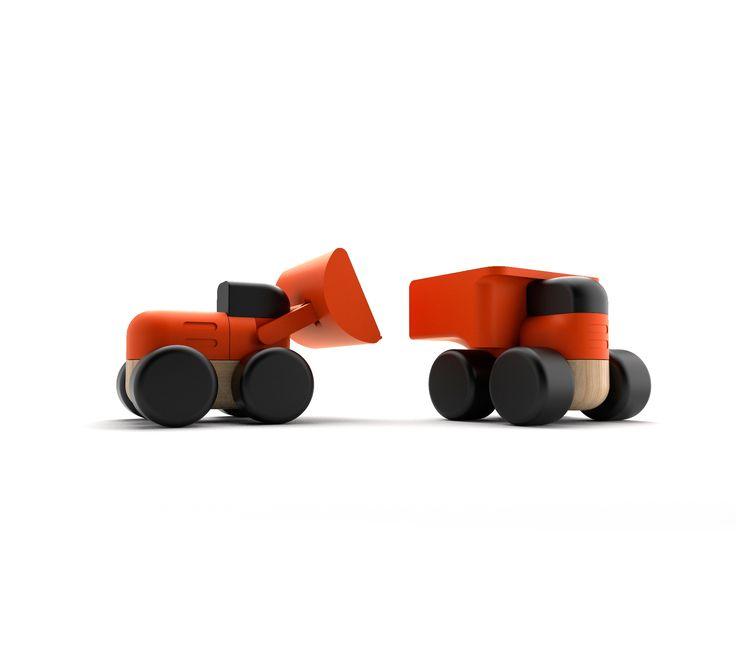 查看此 @Behance 项目: \u201cWheels & Buckets\u201d https://www.behance.net/gallery/34631415/Wheels-Buckets