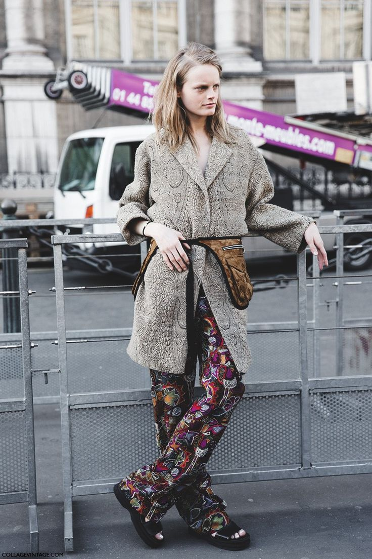 Paris_Fashion_Week-Fall_Winter_2015-Street_Style-PFW-Hanne_Gabi-