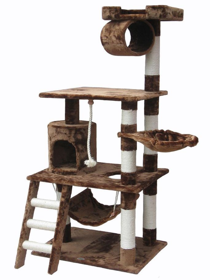Best Deluxe Cat Activity Trees - Cheap Activity Centres