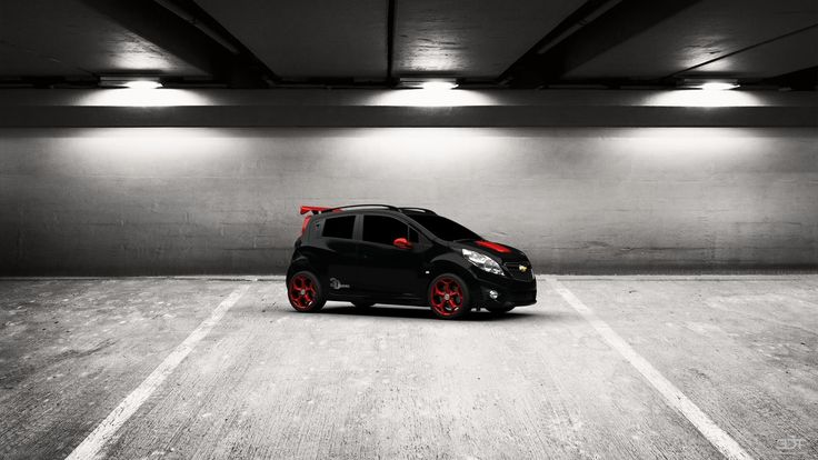 Checkout my tuning #Chevrolet #Spark 2011 at 3DTuning #3dtuning #tuning