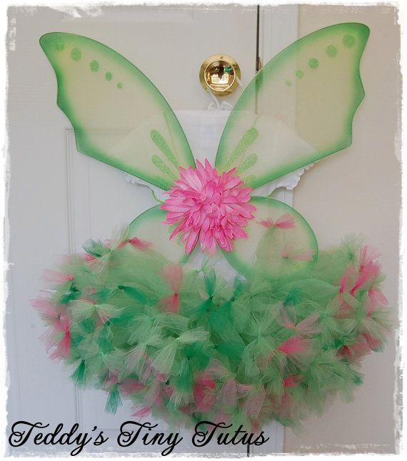 Toddler Tinkerbell Costume Tinkerbell Tutu Dress Set