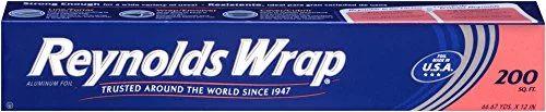 Save 20% with coupon on Reynolds Wrap Aluminim Foil | Amazon.com #LavaHot http://www.lavahotdeals.com/us/cheap/save-20-coupon-reynolds-wrap-aluminim-foil-amazon/199325?utm_source=pinterest&utm_medium=rss&utm_campaign=at_lavahotdealsus