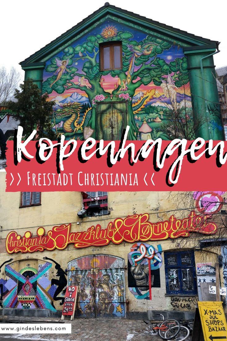Buntes Kopenhagen auch im Winter